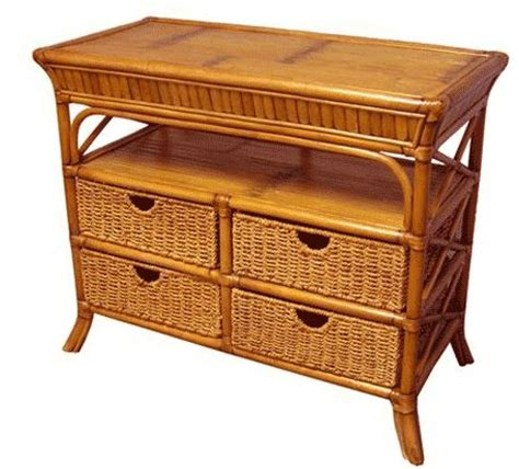 side table with storage baskets coffee wicker drawer and ikea nurani 3150 wicker captiva dining set from summit design 3150ac