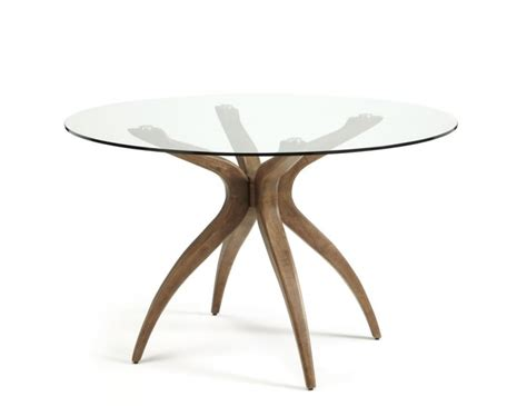 Dining Tables And Chairs Adelaide Adelaide Glass And Walnut Dining Table Frances Hunt