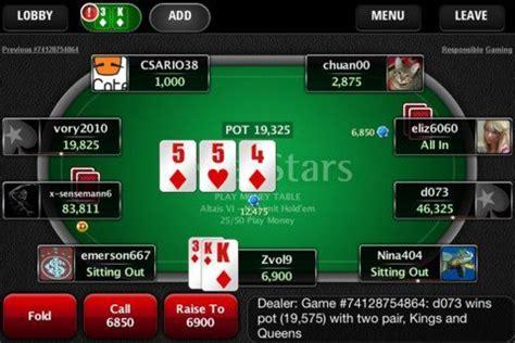 pokerstars for mobile pokerstars mobile jul 2018