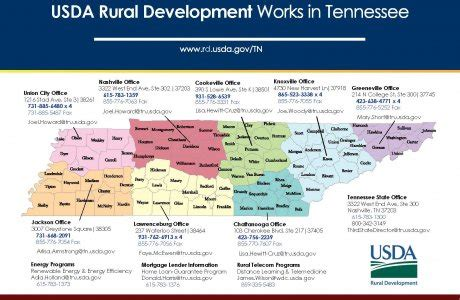rural housing loan tn tennessee usda rural development