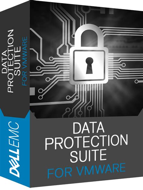 suite family data protection software solution dell emc