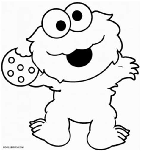 Printable Cookie Monster Coloring Pages For Kids Cool2bkids Free Printable Cookie Coloring Pages