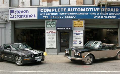 Repair Nyc by Auto Repair Nyc Steven Francine S Complete Automotive