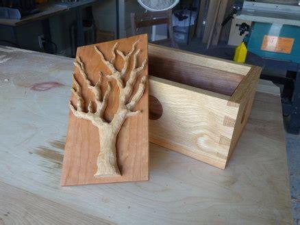 tree box  highrockwoodworking  lumberjockscom