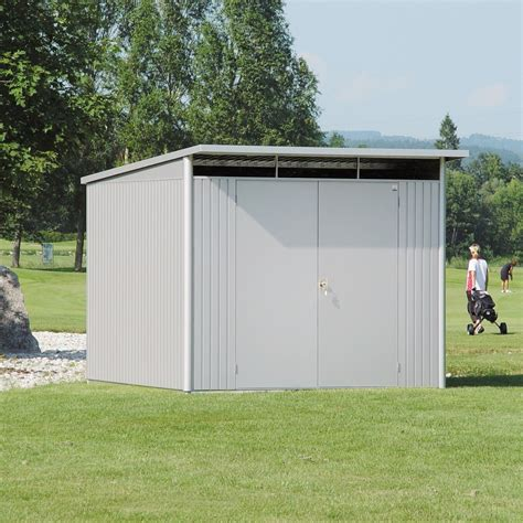 8 X 10 Aluminum Shed by 8 X 10 Large Premium Heavy Duty Green Metal