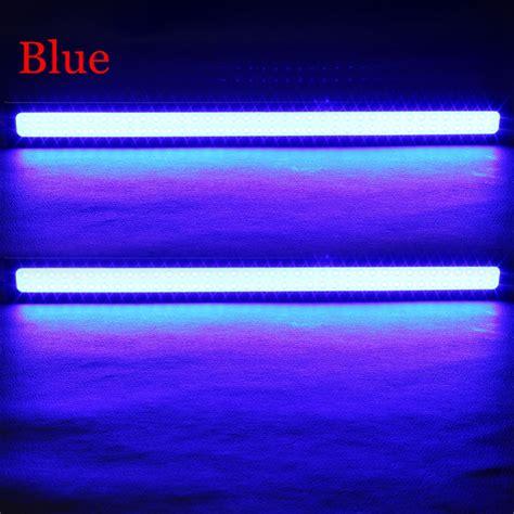 Lu Led Waterproof Blue Color Dc12v 17cm 2 Pcs Promo lu led warna biru waterproof dc12v 17cm 2 pcs blue jakartanotebook