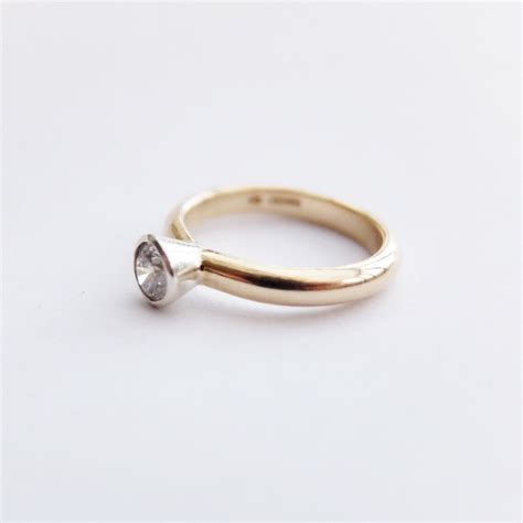 Contemporary Engagement Rings by Modern Rings Uk Wedding Promise