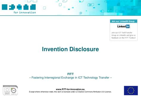 fitt toolbox invention disclosure