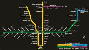canada subway map future canadian transit maps skyscraperpage forum