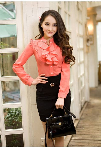 aliexpress fashion aliexpress com buy women blouse ladies casual dress