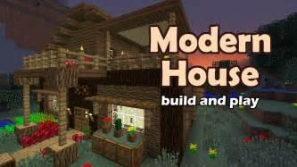 home design gold tutorial minecraft modern house tutorial youtube