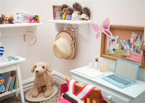 ag doll room hmm ideas ideas dollhouse bedroom