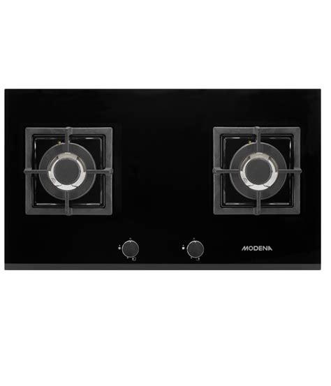 Modena Massimo Bh 4724 Kompor Tanam Built In Hob Gas 70cm 2 Burners modena appliances