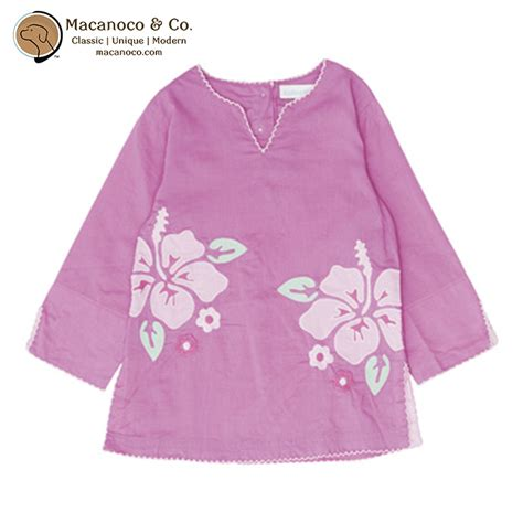 Orchid Kaftan jojo maman bebe s applique kaftan swimsuit cover up orchid macanoco and co