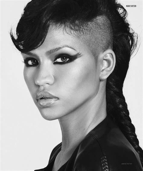 hairstyles on 1 side of head undercut for women the vandallist