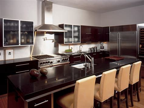 modern kitchen cabinets colors kitchen cabinet colors and finishes hgtv pictures ideas
