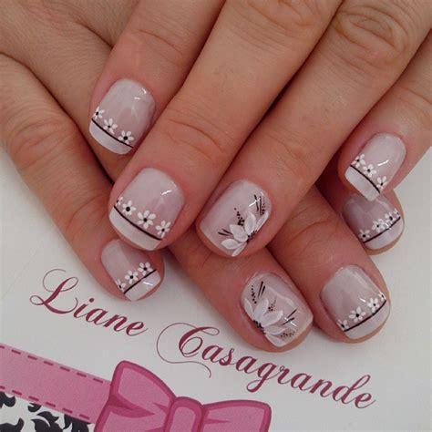uñas de los pies bien decoradas uas bonitas decoradas finest rosa uas decoradas faciles y