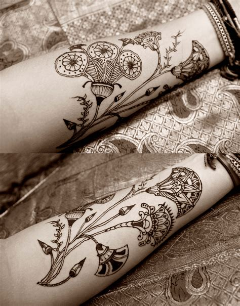egyptian henna tattoo designs henna