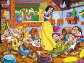snow white dwarfs