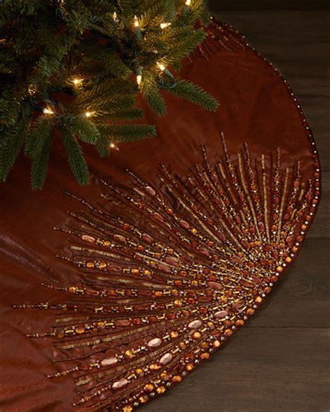 elegant christmas tree skirts seybert spectrum tree skirt