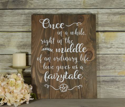 Wedding Quotes Roots by Rustic Wooden Wedding Signs Rustic Wedding Signs