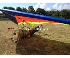 doodlebug hang glider for sale foot launched powered hang gliders aero sales buy