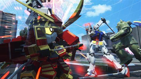 Ps4 Gundam Breaker 3 Edition Reg 3 gundam breaker 3 ps4 on ps4 official playstation