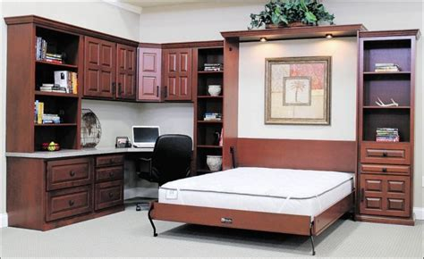 murphy bed office desk combo 18 desk and bed combination ideas for teenagers rooms