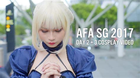 anime festival asia sg 2017 afa sg 2017 day 2 3