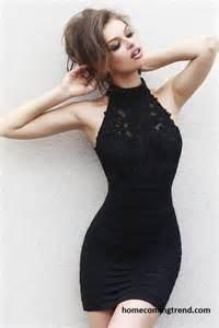 Tight Black Formal Dress 25 Best Ideas About Homecoming Dresses Tight On