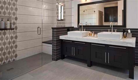 black cabinet designs in 15 bathroom spaces home design