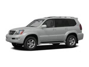 2007 lexus gx 470 base a5 suv ratings prices trims