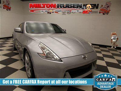 electric and cars manual 2009 nissan 370z electronic toll collection sell used 2009 nissan 370z coupe manual low miles 2 dr automatic gasoline 3 7l silver in augusta