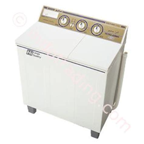 Mesin Cuci Sanyo sell washing machine sanyo sw 1070t2 from indonesia by mega elektronik cheap price
