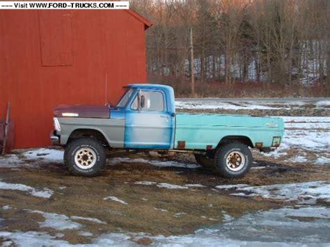 67 ford f250 1967 ford f250 4x4 67 f 250 high boy 4x4 resto