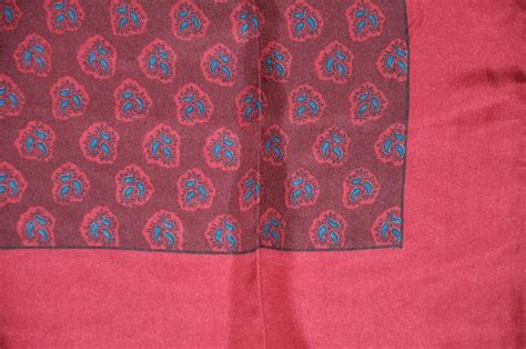 burgundy l shades sale liberty of quot shades of burgundy quot palsey silk scarf