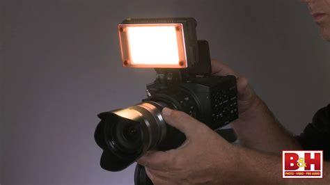 camera lights youtube