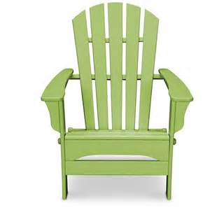 Patio Adirondack Chair Polywood 174 St Croix Patio Adirondack Chair Exclusively At Target Ebay