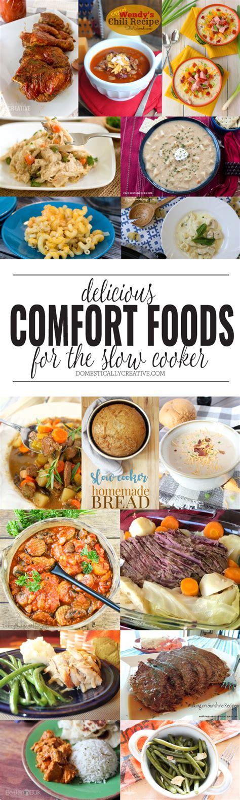 slow cooker comfort food delicious slow cooker comfort foods mm 177