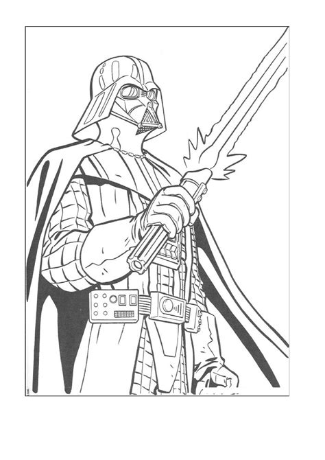 free lego star wars darth maul coloring pages