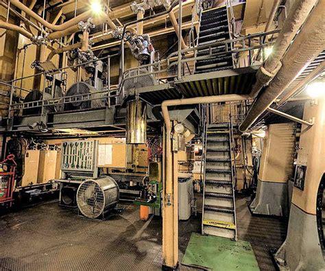 ship engine room wwii liberty ships