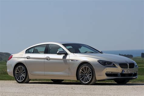 2013 Bmw 6 Series by 2013 Bmw 6 Series Gran Coupe Autoblog