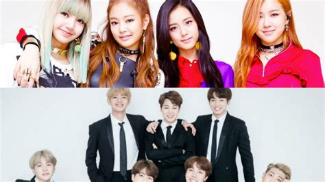 blackpink dan bts bts black pink still holding well on the billboard