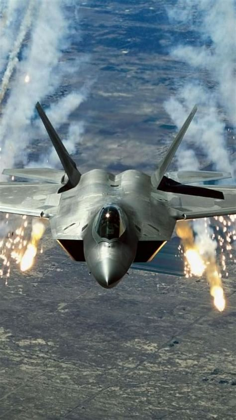 wallpaper raptor   martin shooting stealth air superiority fighter  air force