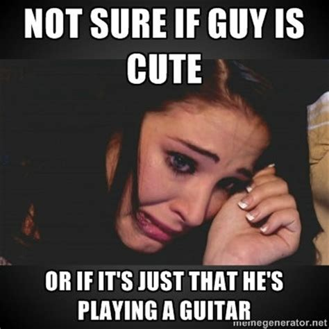 Funny Guy Meme - music jokes archives