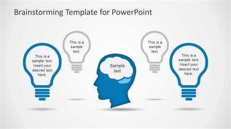 brainstorming template powerpoint images