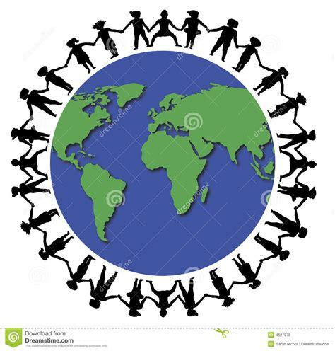 imágenes impactantes alrededor del mundo manos alrededor del mundo 1 stock de ilustraci 243 n imagen