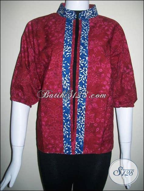 Cardigan Bolak Balik trend bolero batik bolak balik atau cardigan batik bolak
