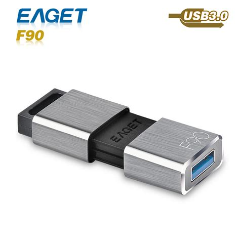 Usb Flashdisk 128gb usb flash drive 3 0 eaget f90 pen drive 16gb 32gb 64gb