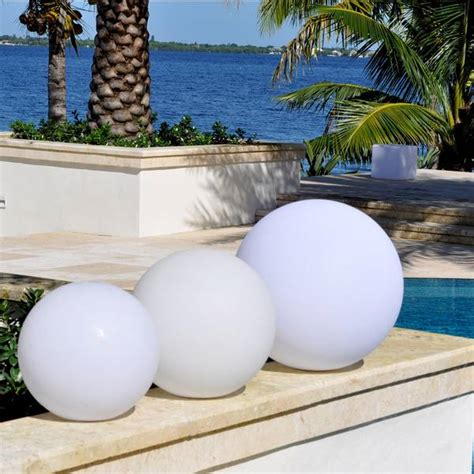 coolfunlight led lighting pool decoration sphere